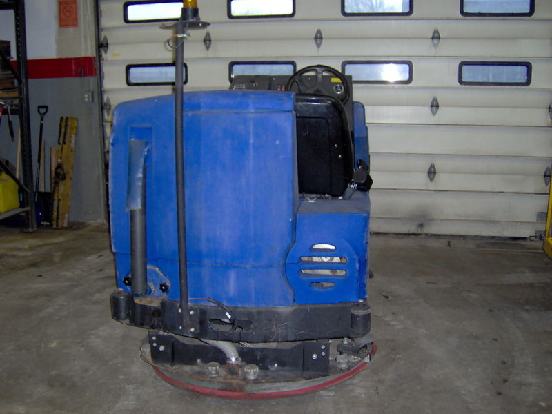 Used Tires Akron Ohio >> American-Lincoln Sweeper Scrubber - Williams Toyota Lift
