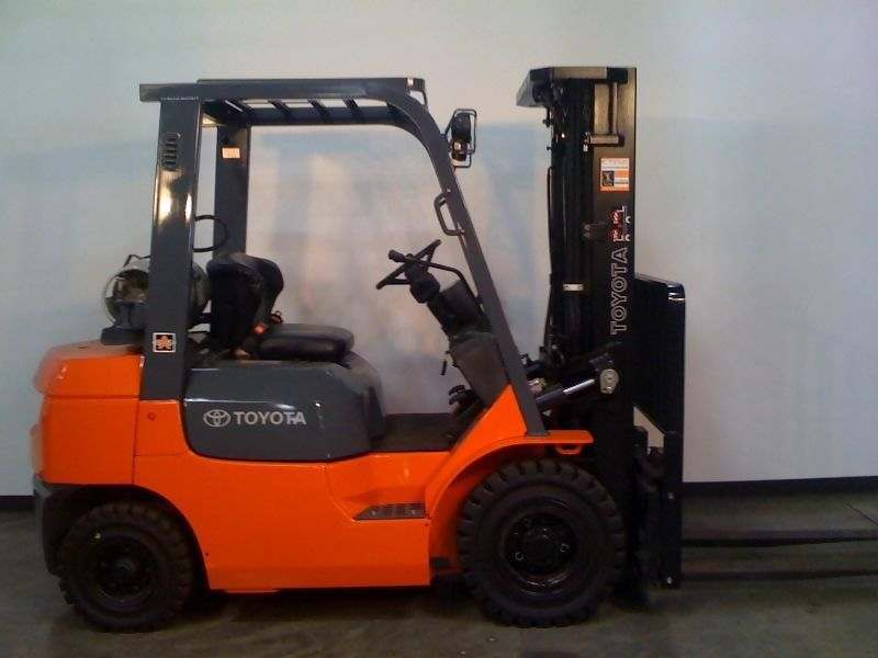 Forklift Training Long Beach California