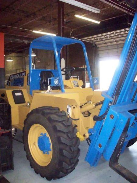 Toyota Jonesboro Ar >> OMEGA Lift Mega Series Forklift 10,000lbs - The Lilly Company