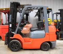 Used Forklifts for Sale in Memphis, Jackson, and Gulfport