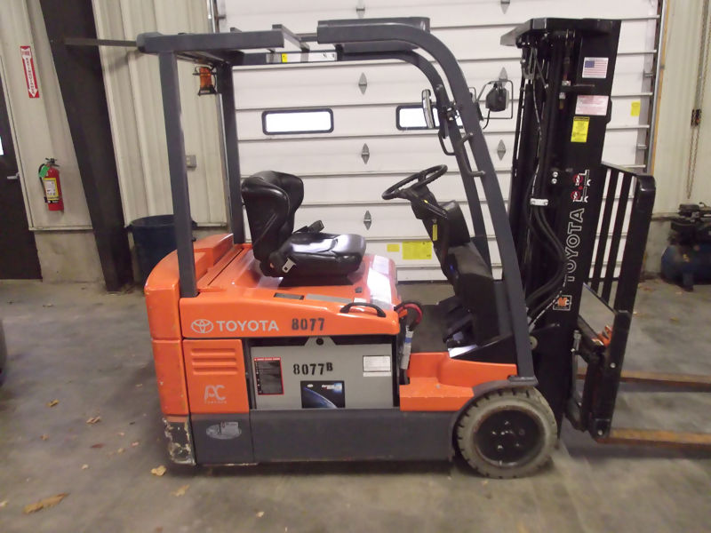 Used Forklifts For Sale In New England Locations In