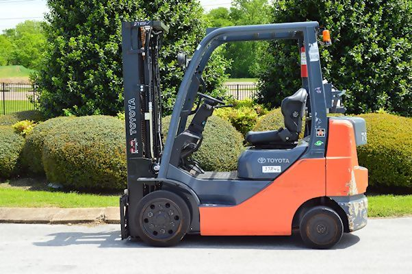Toyota Forklifts Utility Vehicles And Aerial Lifts In Chattanooga Huntsville Muscle Shoals