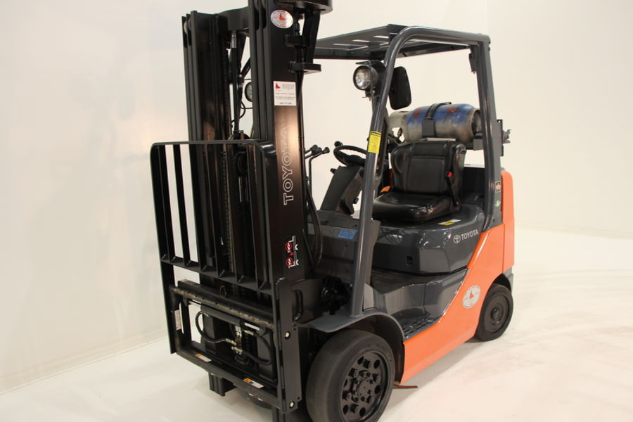 371c 5000lb Capacity Reconditioned 2010 Toyota Forklifts Of Atlanta