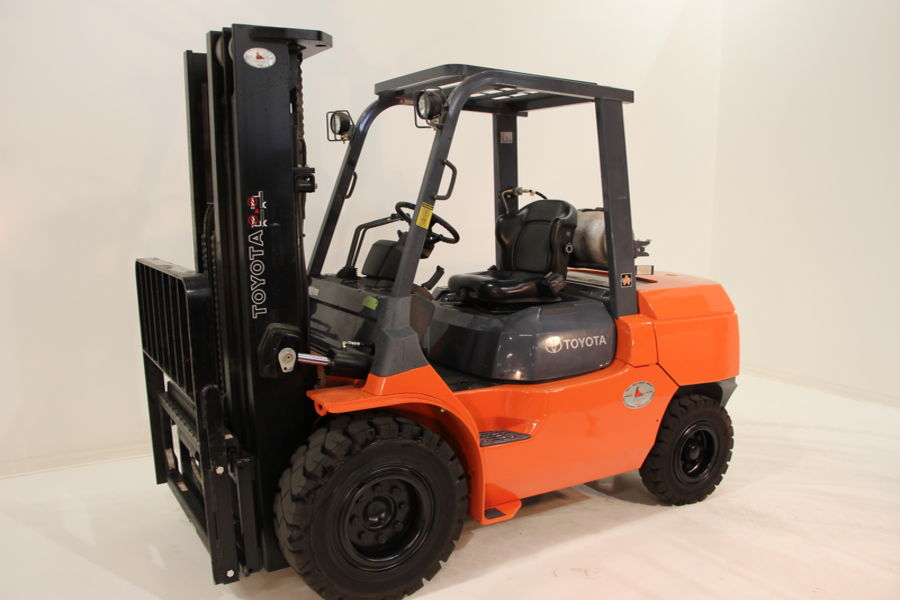 Recondition 7fgu45 Toyota Forklifts Of Atlanta
