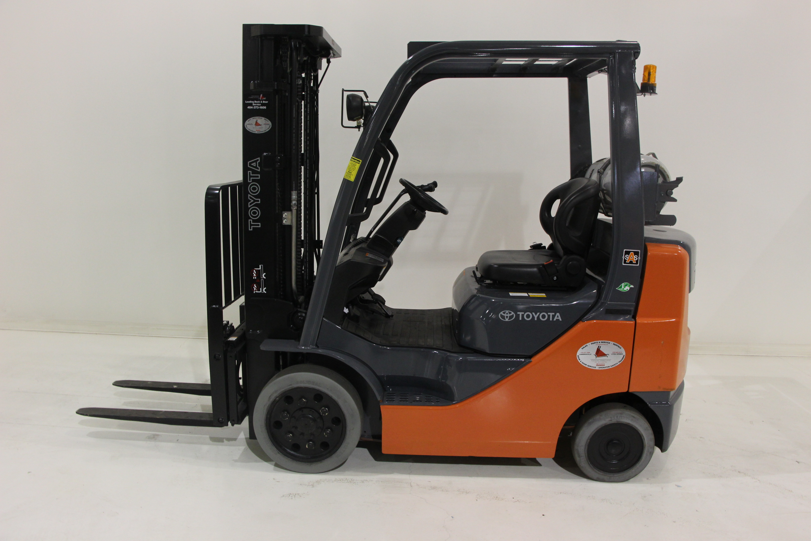 Toyota forklifts of atlanta 2013 fully reconditioned toyota forklift 1betcityfo Choice Image