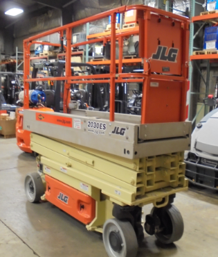 Used Scissor Lifts For Sale