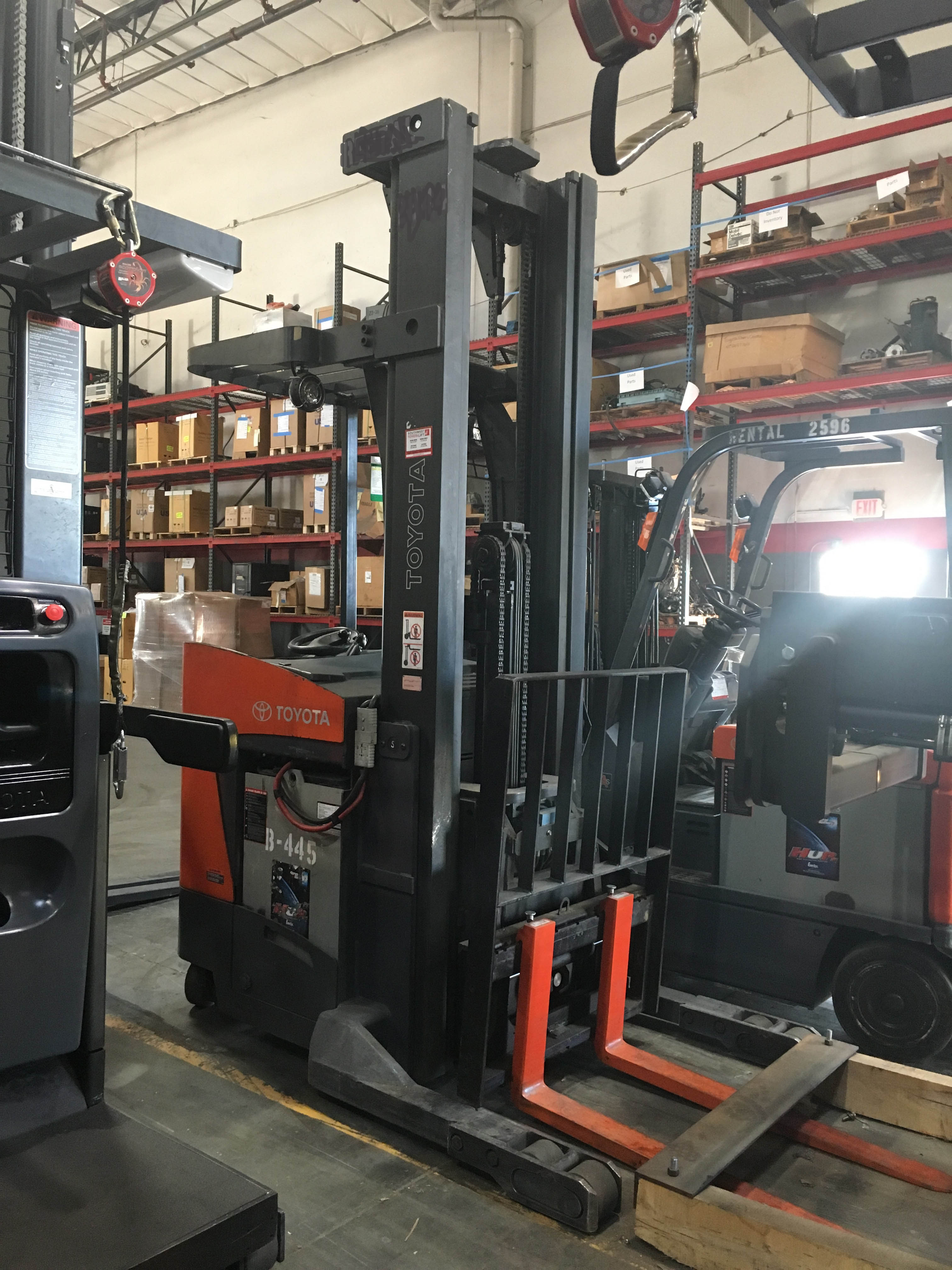 Certified Used Forklifts For Sale In Las Vegas Anaheim