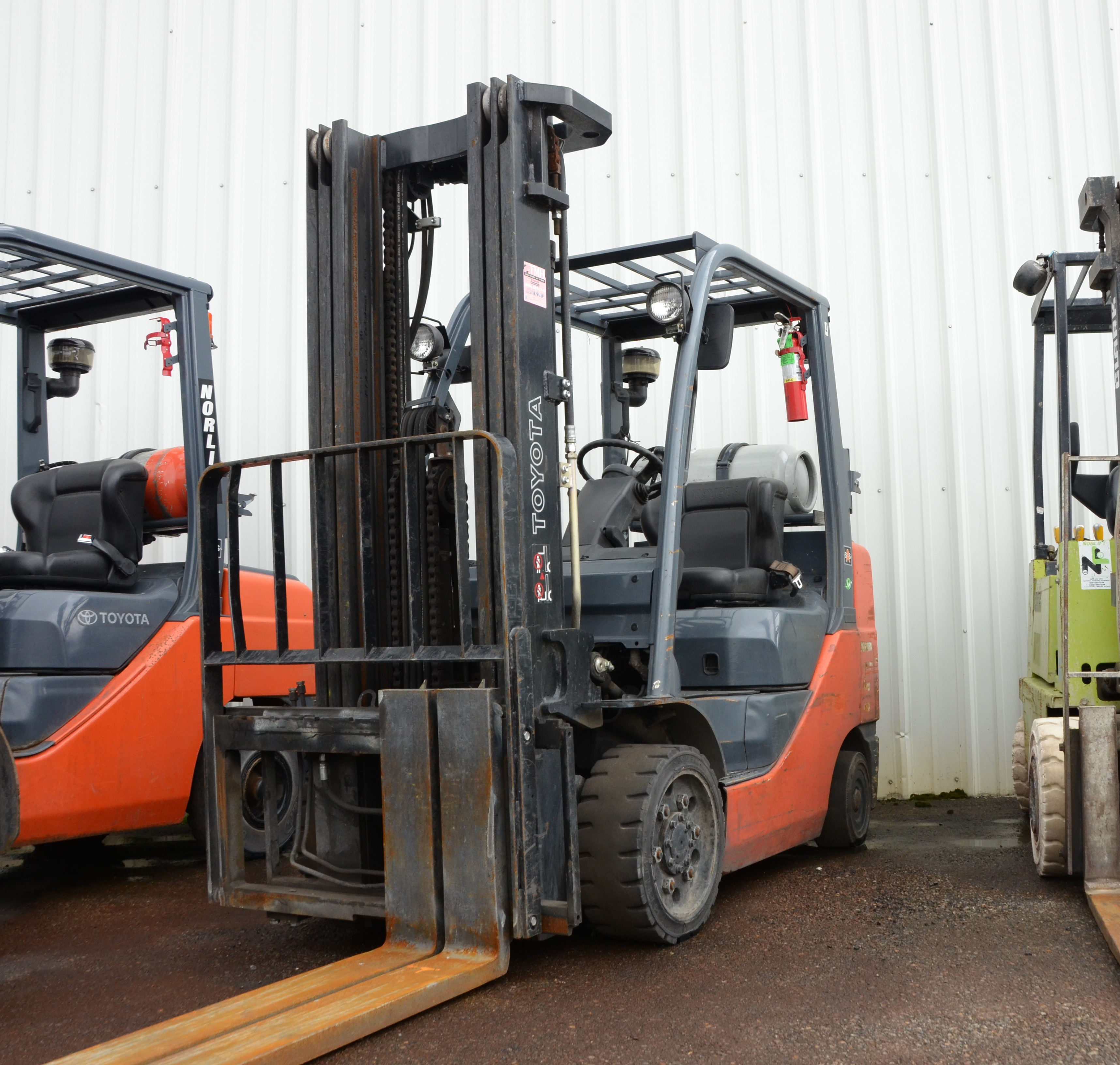 Used Toyota Under 5000: Used Forklifts In Spokane, WA
