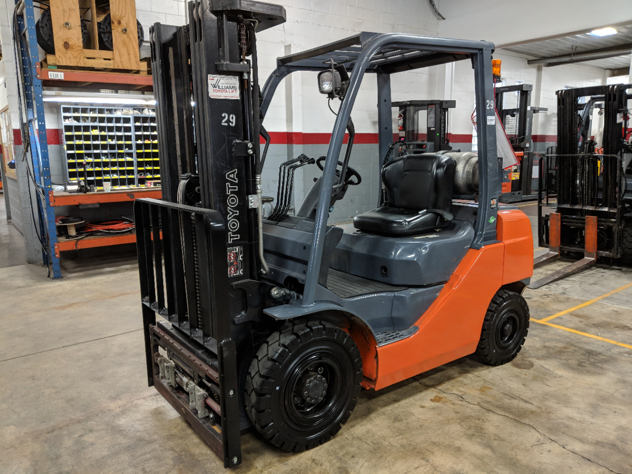 Used Forklifts in Akron | Used Forklifts for Sale in Canton