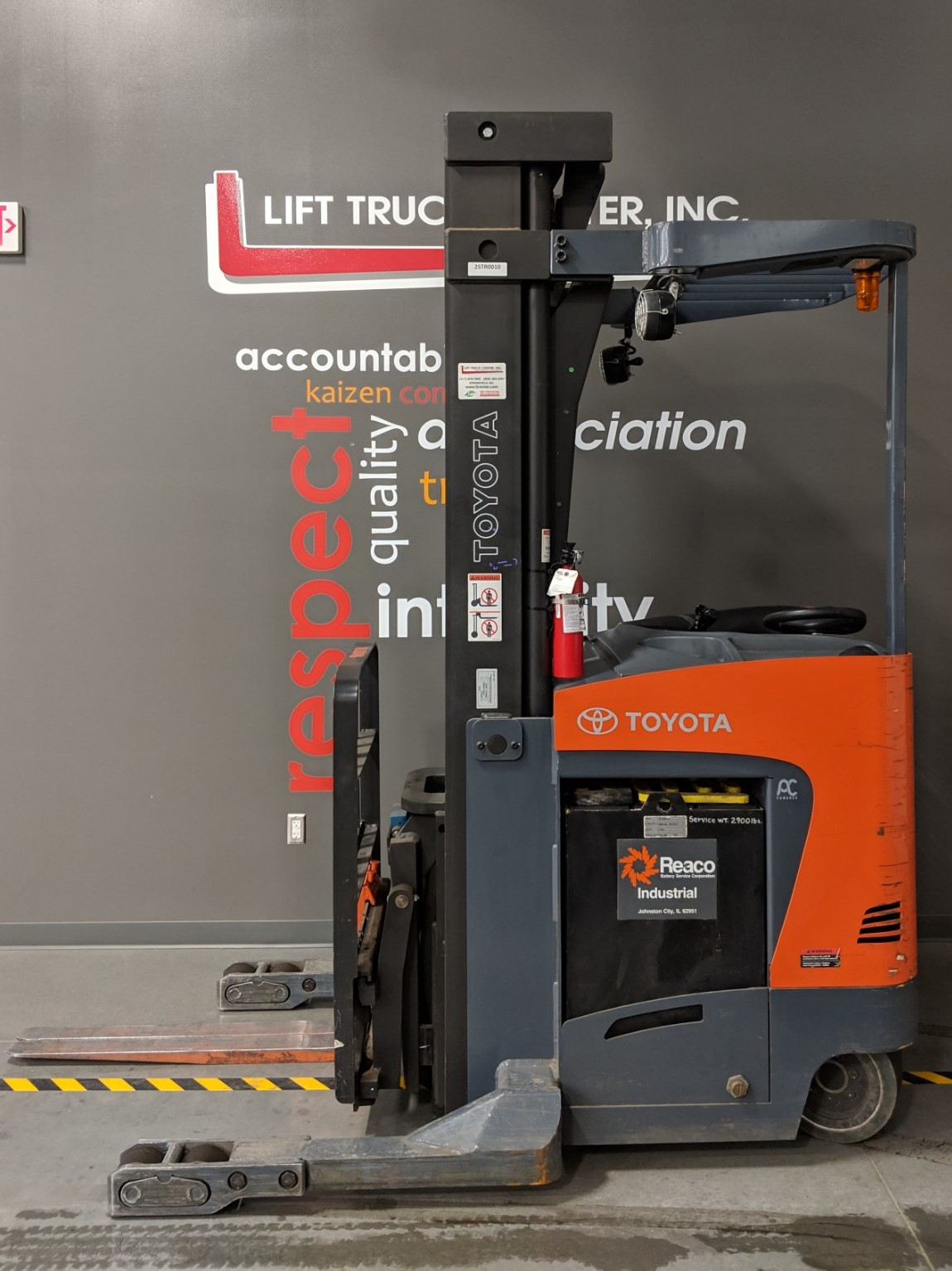 New and Used Forklifts in Wichita, KS & Springfield, MO