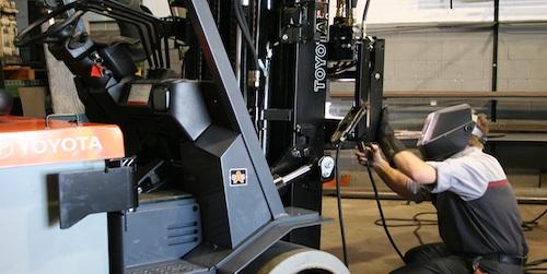 Forklift Repair
