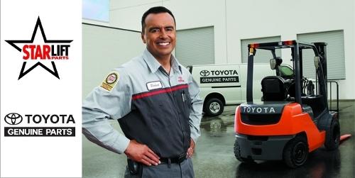Toyota Starlift Parts Program