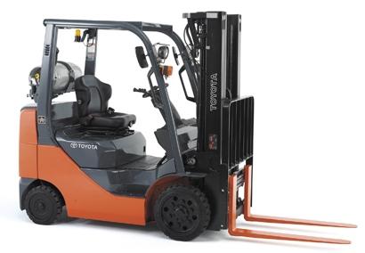 New Forklifts For Sale Official Toyota Forklift Dealer