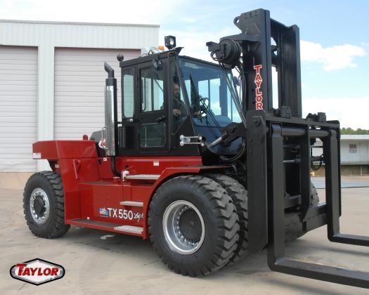 Large Capacity Forklifts For Sale Taylor Forklifts