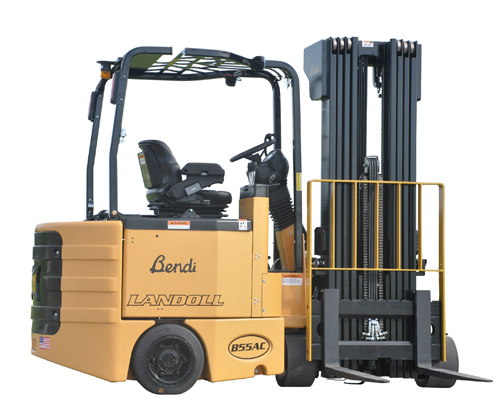 Narrow Aisle Forklift : Bendi narrow aisle forklifts for sale very