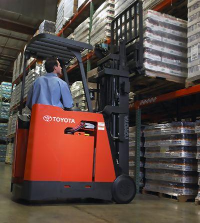 Allied Toyota Lift Forklift Training | OSHA Forklift Certification ...